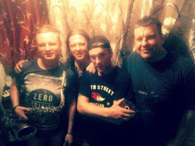 Группа «Заводчане»